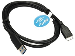 Cáp USB 3.0 AM-MicroBM 1M western digital